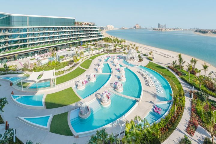 ОАЭ. W DUBAI THE PALM 5*