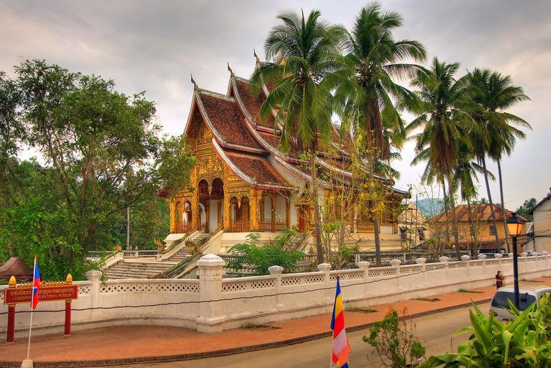 Национальный музей. Луанг Прабанг