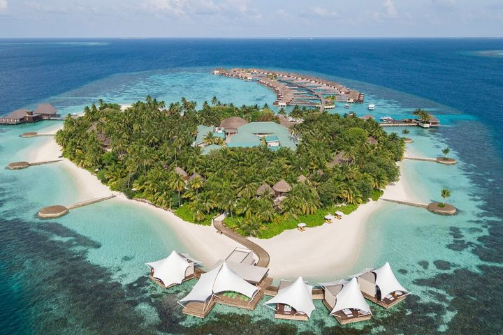 Мальдивы. W Maldives 5* Luxury
