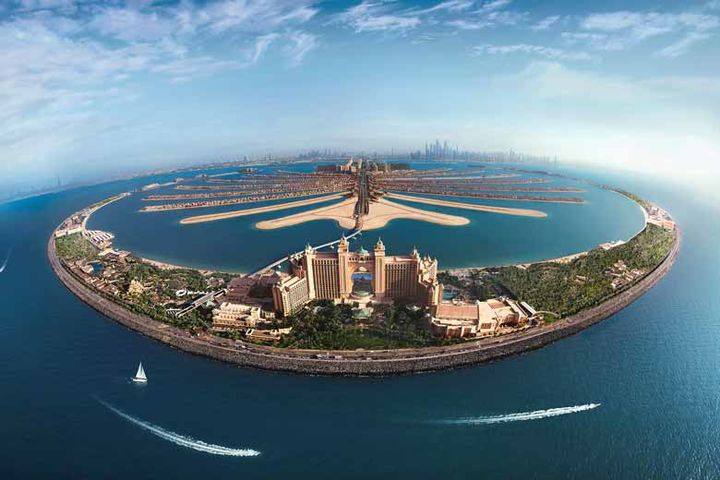 ОАЭ. Atlantis The Palm 5*