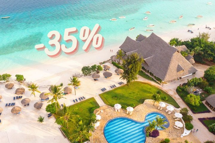 Sandies Baobab Beach Resort 4*+